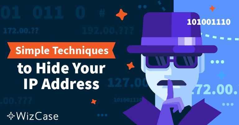 Så här döljer du din IP-adress och blir anonym