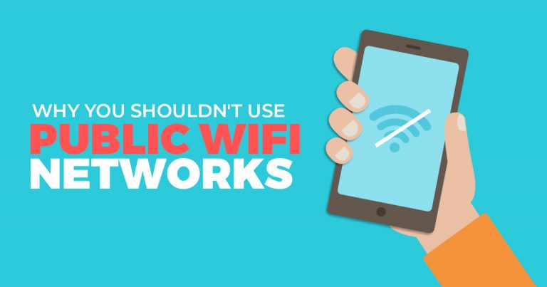 Därför ska du inte använda offentliga WiFi-nätverk
