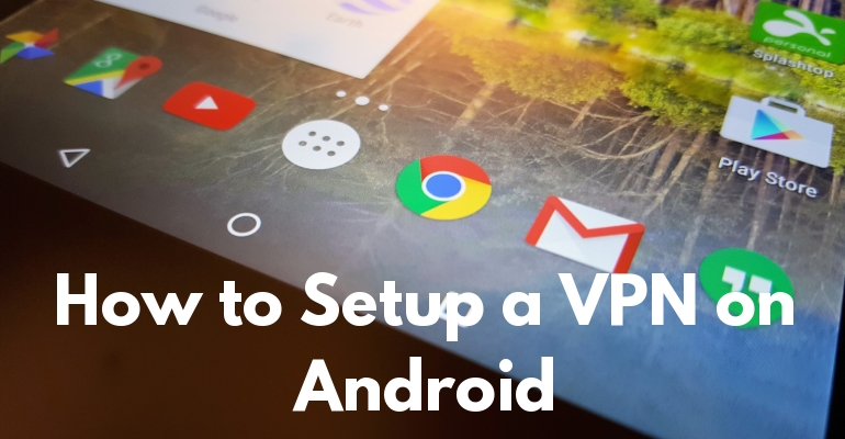 Hur du installerar VPN på Android