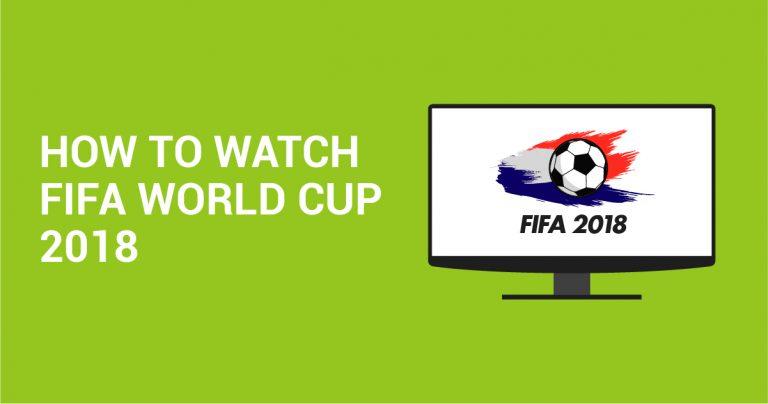 Hur man ser på FIFA Fotbolls-VM 2018