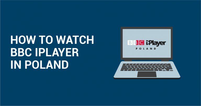 Hur man ser på BBC iPlayer i Polen