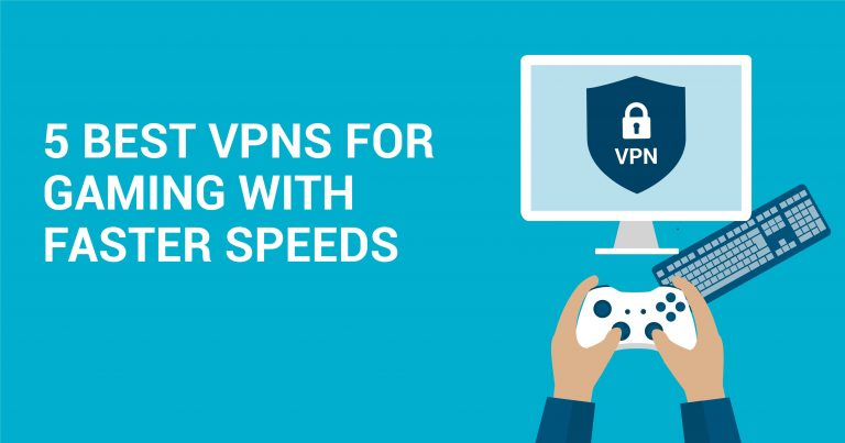 5 bästa VPN-tjänsterna för gaming med snabbare hastigheter