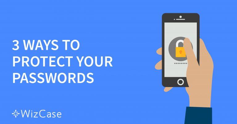 Hur du håller dina lösenord hemliga online