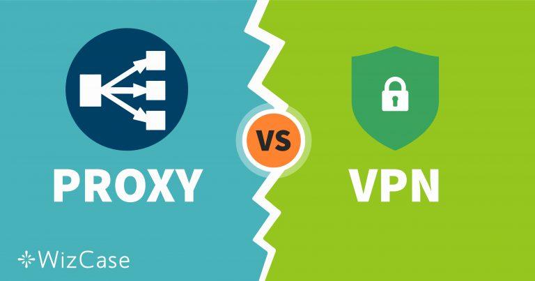 Proxy eller VPN: Vilket är bättre för dig och varför?