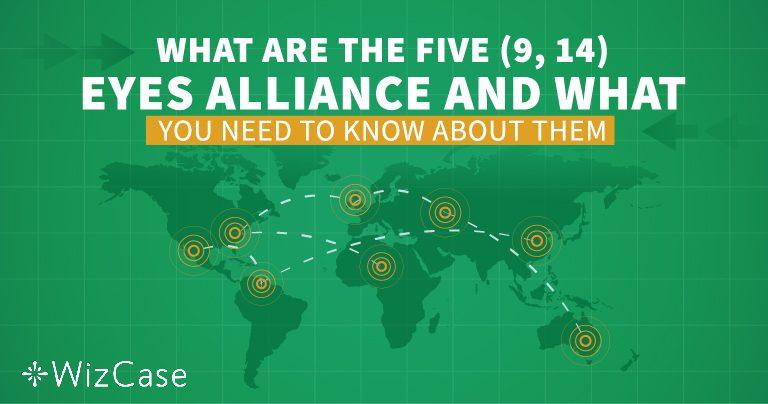 Förstå Five, Nine och 14 Eyes-alliansen innan du väljer din VPN-tjänst!