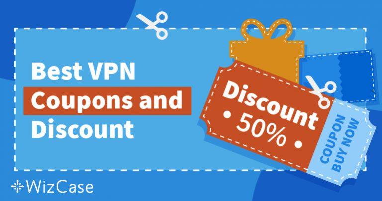Bästa giltiga VPN-kupongerna, kampanjer maj 2020 – spara pengar idag
