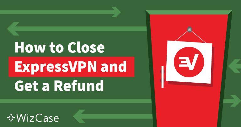 Hur du avbeställer ExpressVPN och får pengarna tillbaka – Vi har testat Wizcase