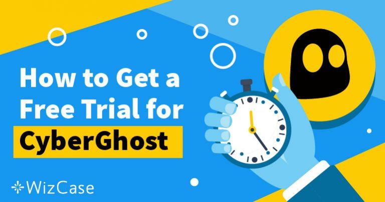 Testa CyberGhost gratis i 45 dagar – så här gör du