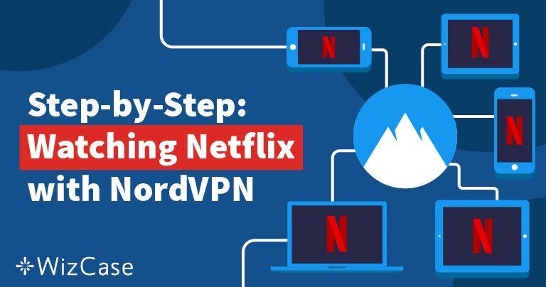Ta bort blockeringar från Netflix med NordVPN – det är snabbt, billigt och enkelt
