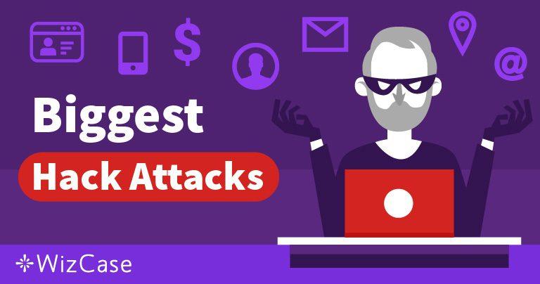 De 15 största hackerattackerna