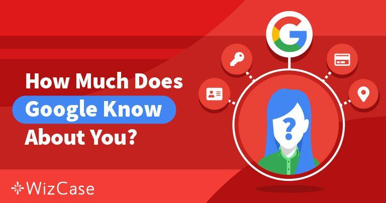 Sköt din sekretess: Vad Google vet om dig och vad du kan göra Wizcase