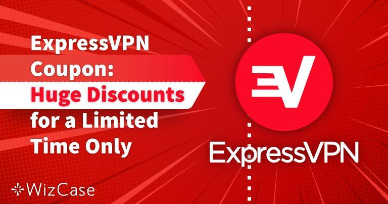 Giltig ExpressVPN-kupong 2021: Få upp till 49% rabatt idag!