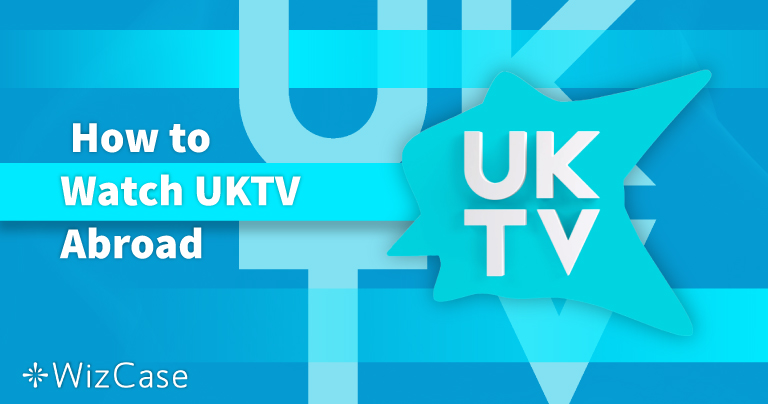 Så här streamar du UKTV från Sverige år 2021