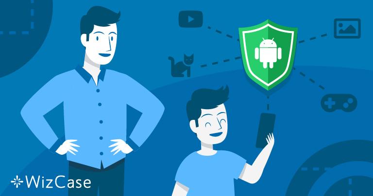 De bästa apparna för föräldrakontroll till Android – testade Juli 2021