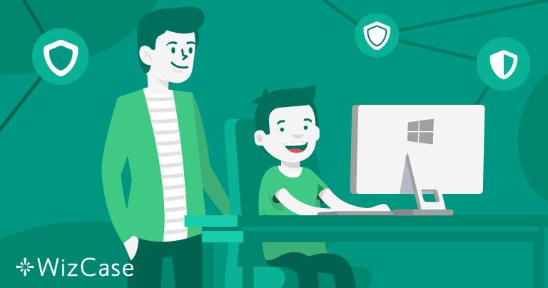 5 bästa programmen för föräldrakontroll till Windows under 2021