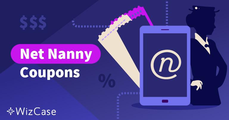 Giltig kupong för Net Nanny Oktober 2021: Spara upp till 30 % idag