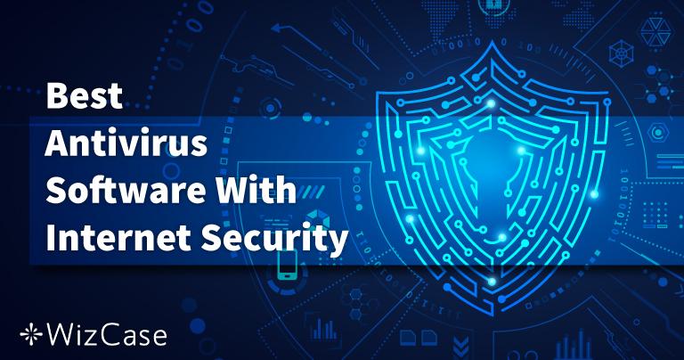 6 bästa antivirus: Internetsäkerhet för PC, Mac & Phone (2021)
