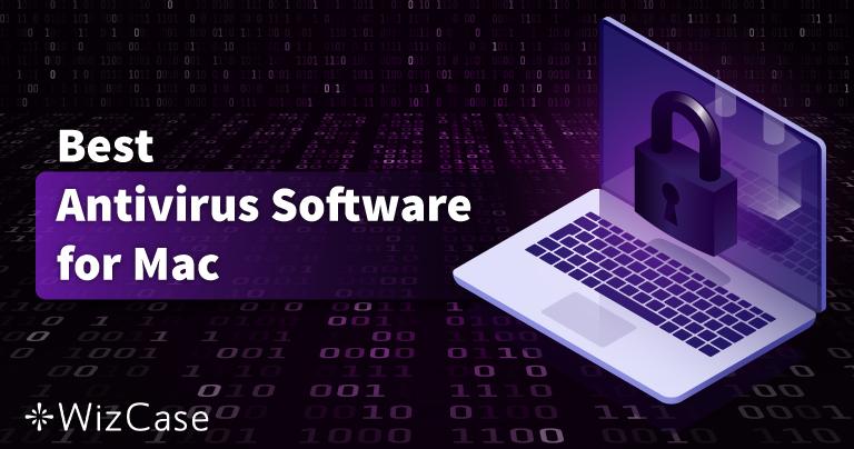 10 bästa antivirus till Mac 2021 (gratis & köpta)
