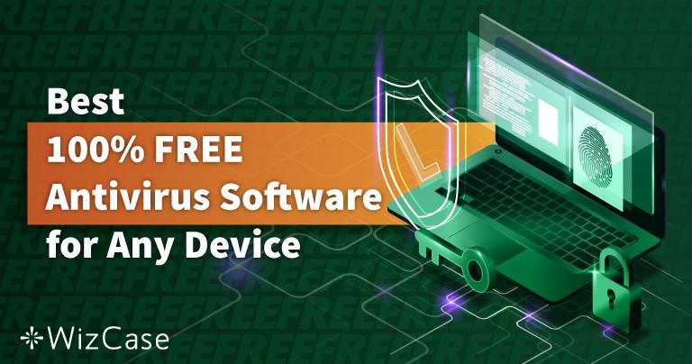 6 bästa gratis antivirus för PC, Mac och mobilen (2021)