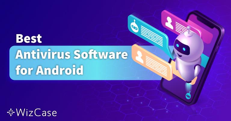 5 bästa antivirus för Android 2021 till mobiler & surfplattor